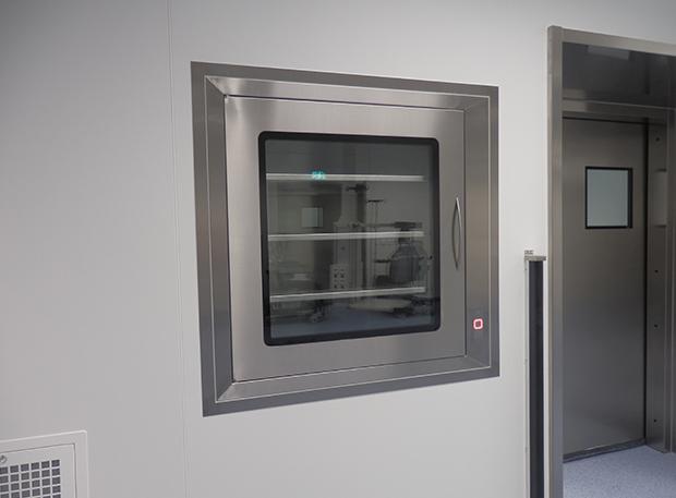 Caissons de passage PureBox transfert salle propre