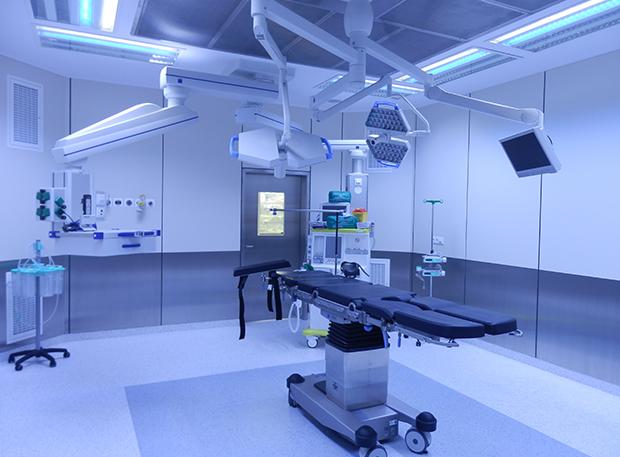 Purever Tech - High-tech room