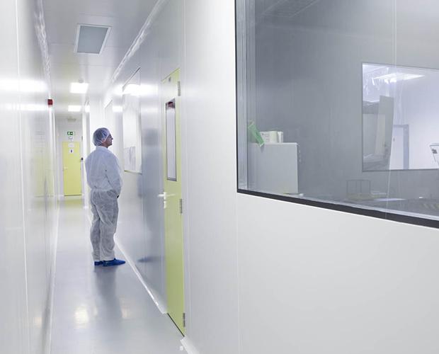 História Purever Tech, divisão salas limpas ColdKit