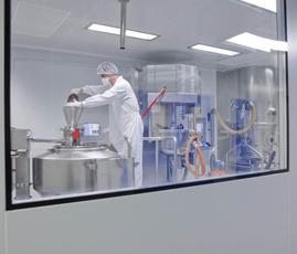 Purever Tech dans l'Industrie pharmaceutique
