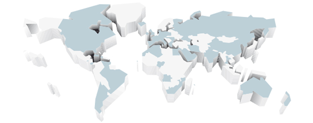 Mapa das instalações Purever Tech
