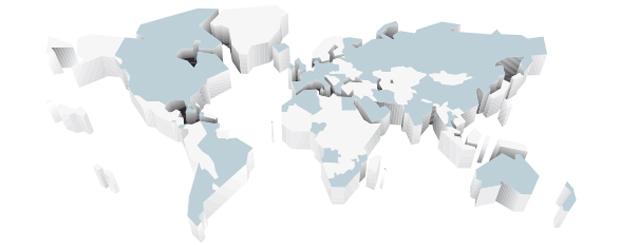 Mapa de instalaciones Purever Tech