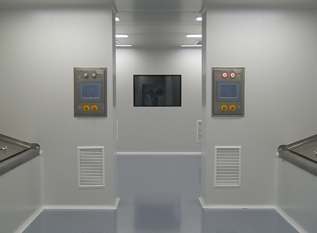 Cerramientos y paneles para salas limpias Purever Tech