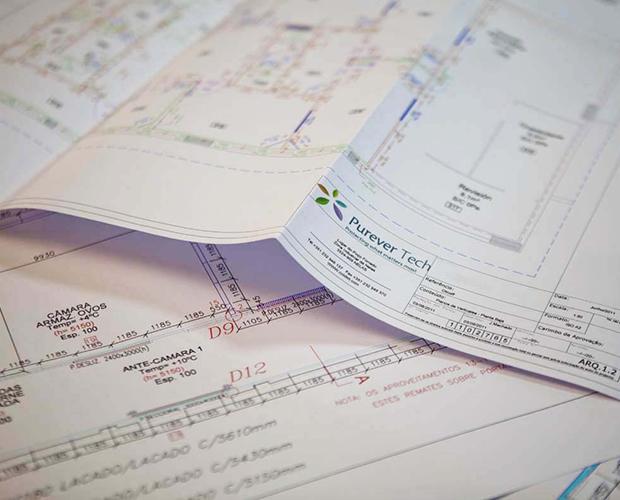 Optimização áreas de trabalho, zonas de passagem & comunicação Salas Limpas