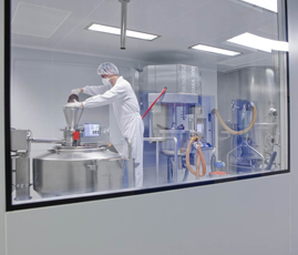 Purever Tech - Pharmaceutical industry solutions