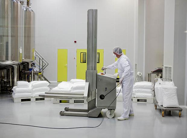 Purever Tech - Salas de ambiente controlado